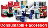 Consumabili e accessori